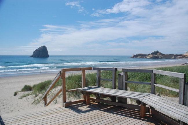 Pacific City Barefoot Beach House