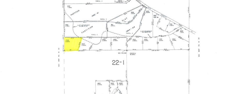 2 acre lot ready for your dream beach home!